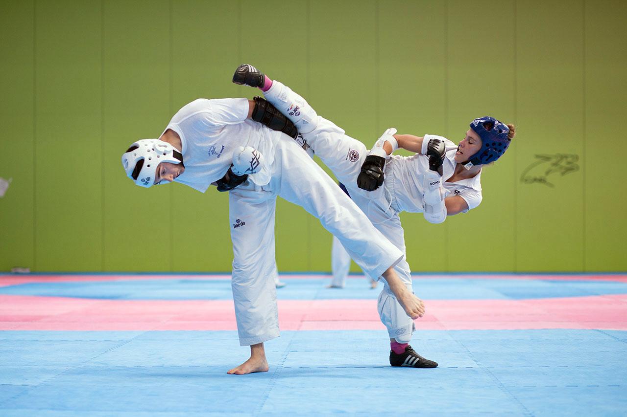 Centro de Alto Rendimiento Barcelona Taekwondo