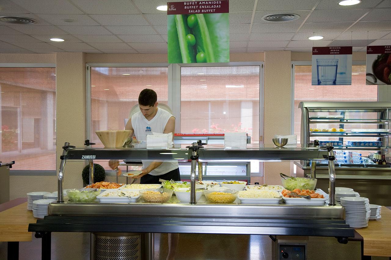 Centro de Alto Rendimiento Nutricion Deportiva