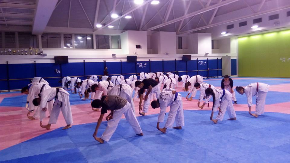 Centro Alto Rendimiento Taekwondo