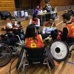 Centro Alto Rendimiento Rugby Adaptado