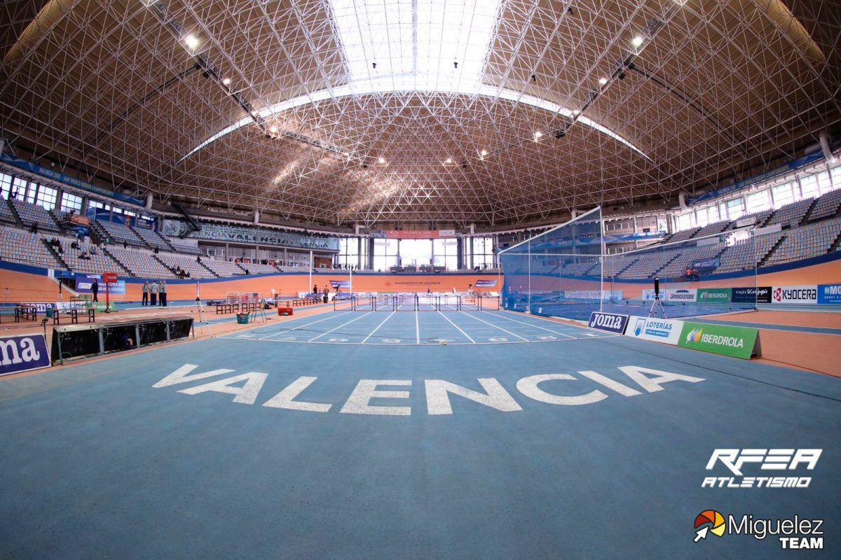 CAR Estatal Atletisme Valencia