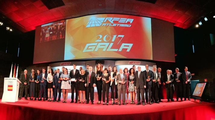 Gala RFEA