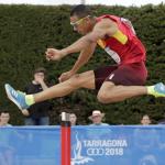 Mark Ujakpor 400 metros vallas