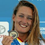 Mireia Belmonte medalla Tarragona 2018
