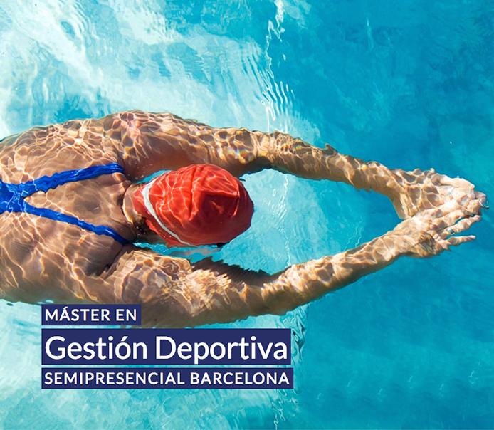 Máster Barcelona en Gestión Deportiva