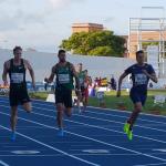 Samuel Garcia atletismo 400 metros