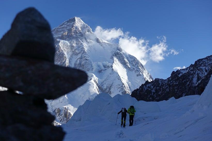 3x8000 Sergi Mingote expedició Broad Peak