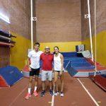 Centro Alto Rendimiento atletismo pértiga