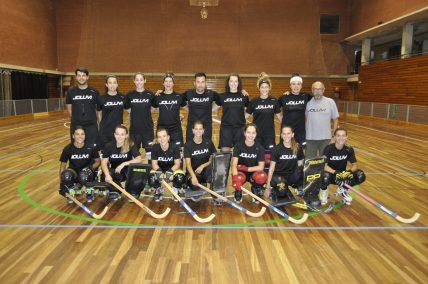 Centro Alto Rendimiento hockey patines