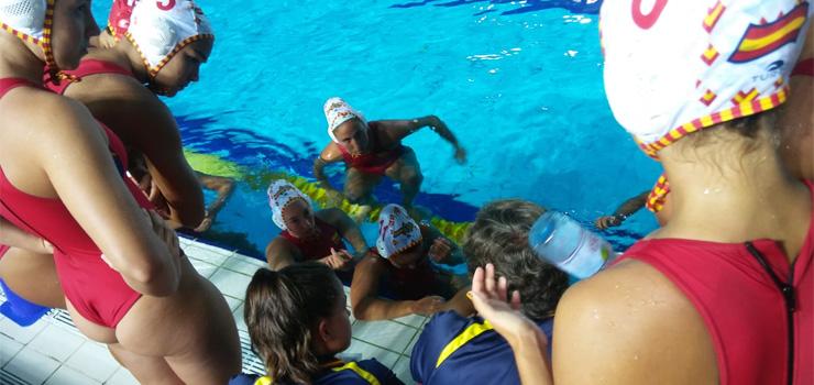 Centro de Alto Rendimiento, waterpolo femenino
