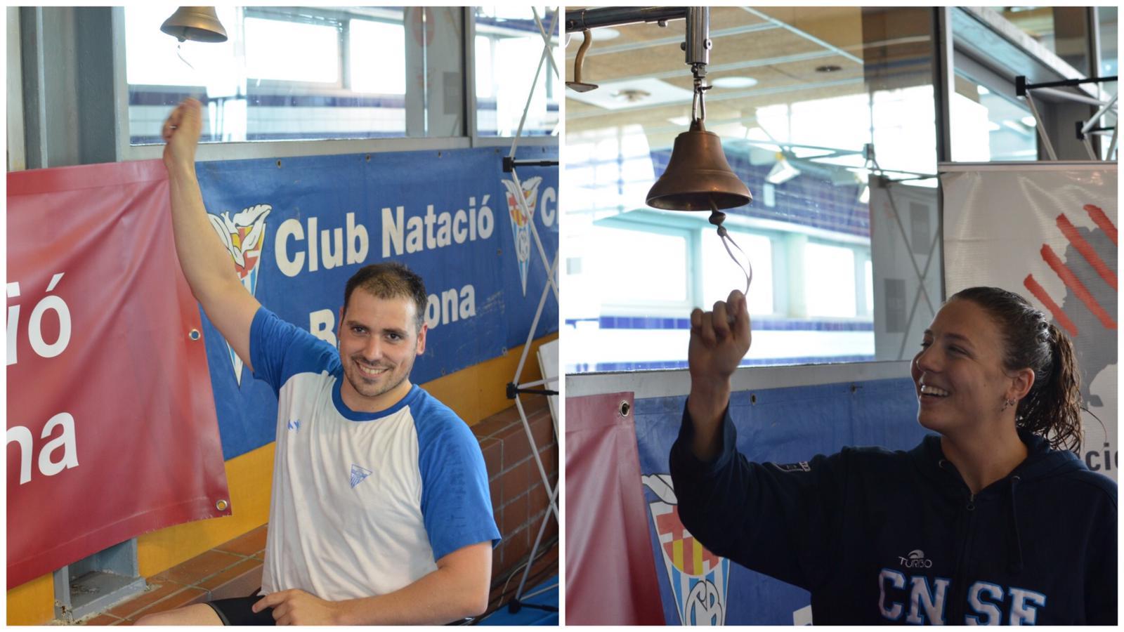 Foto: FECPC Record Mon natacio adaptada